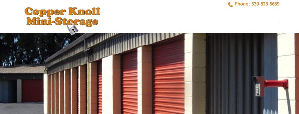 Auburn Self Storage Units - Copper Knoll