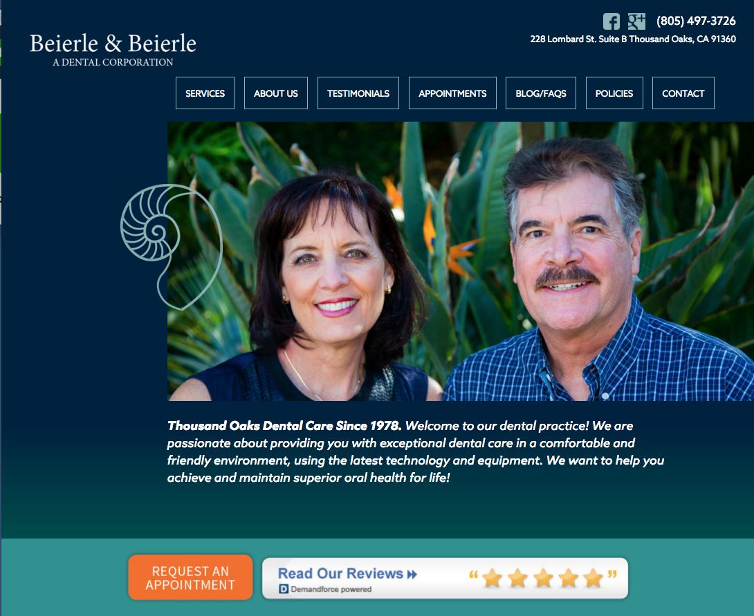 Thousand Oaks Dentists, Janice and Joseph Beierle