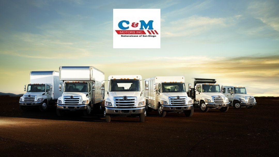 C&M Motors San Diego truck dealership