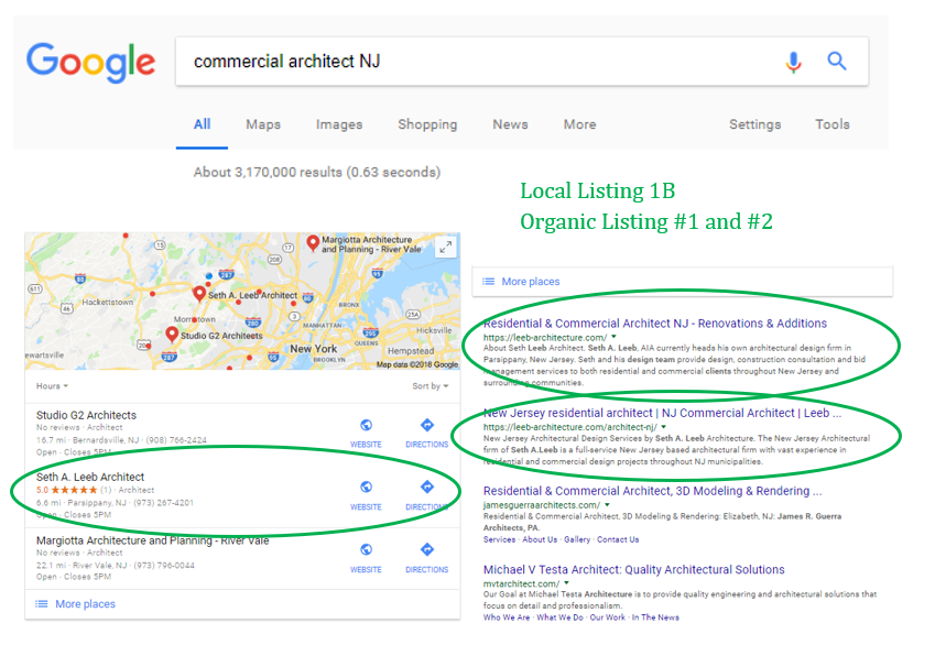 Commercial Architect NJ Ranking