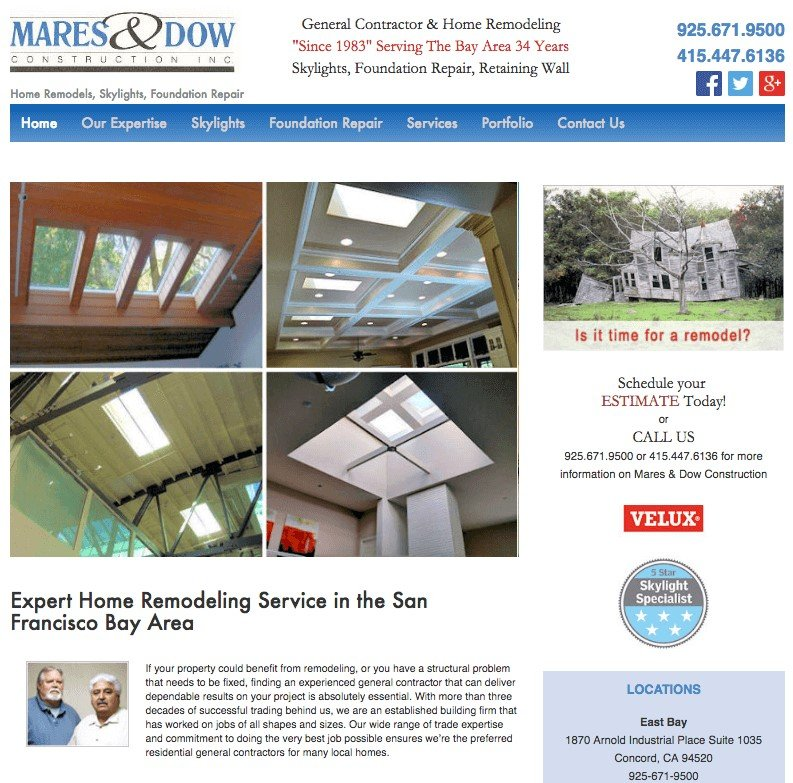 Local Residential Contractor Enlists WSI for SEO