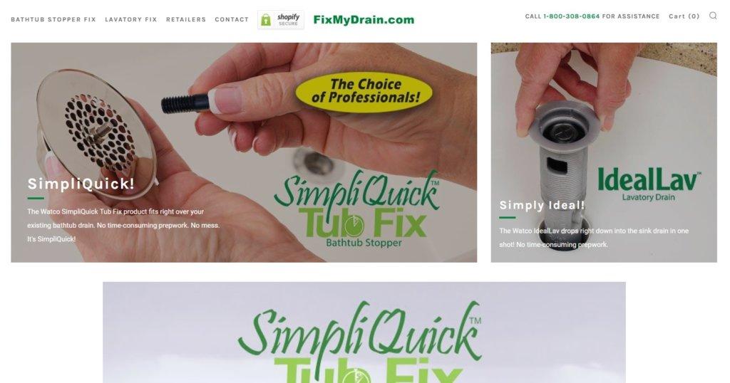 FixMyDrain.com