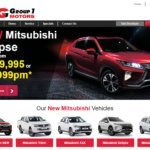 Mitsubishi-website
