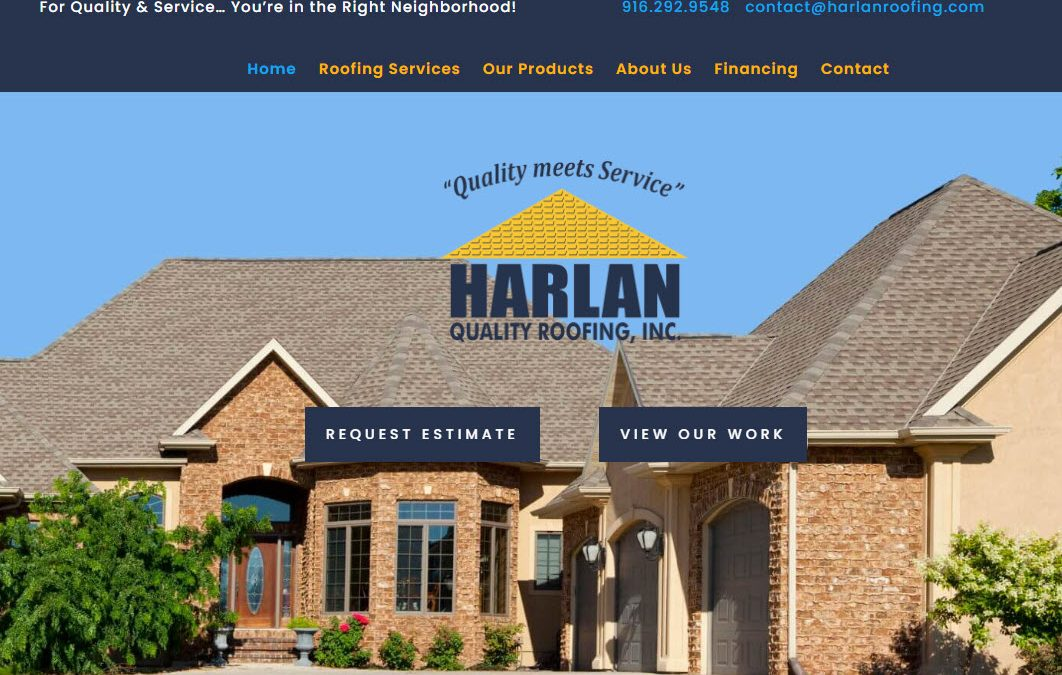 harlan roofing