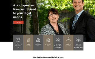 Appeals Attorney Partners with WSI for SEO Services and Website Optimization